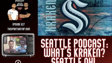 Seattle Kraken NHL Team