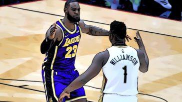 Zion NBA Playoffs
