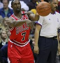 Ben Gordon Chicago Bulls