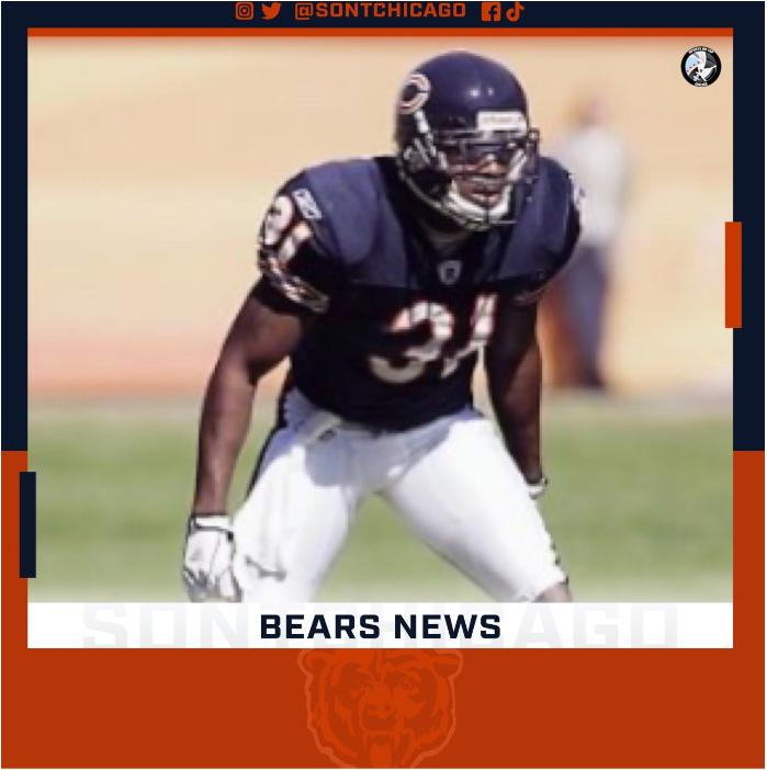 Nathan Vasher Chicago Bears