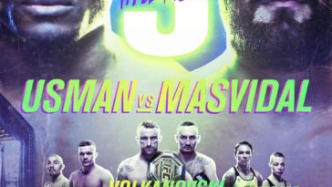 UFC 251 Fight Island