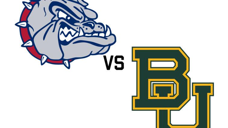 Gonzaga vs Baylor