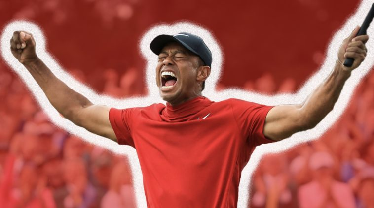 Tiger Woods Is Back
