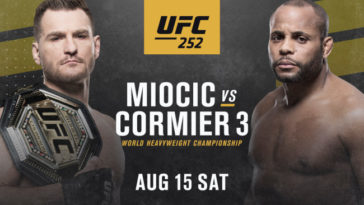 UFC 252: Miocic vs. Cormier 3 Fight Picks