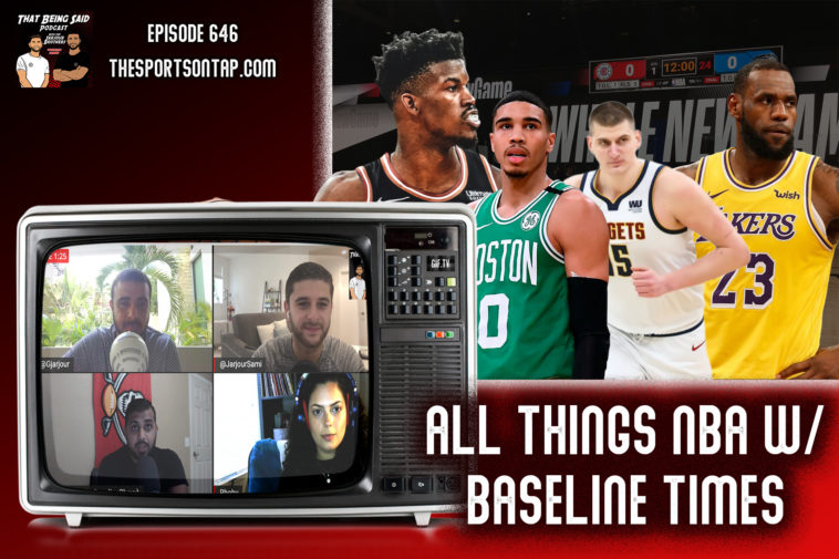 All-NBA Conference Finals Podcast