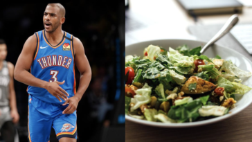 Chris Paul Diet Change