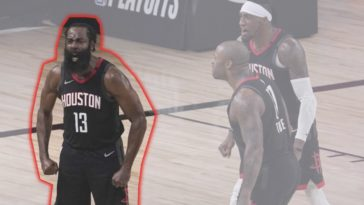 James Harden: 'Offensively, I Played Like Sh*t'
