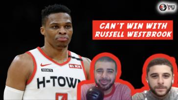 Russell Westbrook Is Dumb
