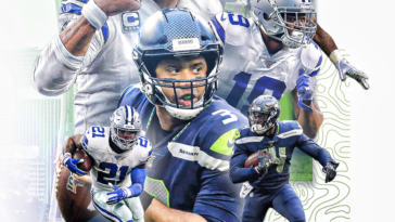 Seahawks Cowboys