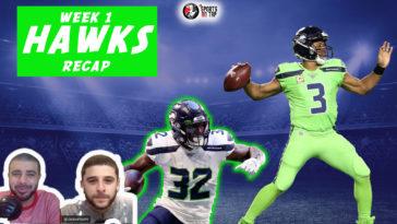 Seattle Seahawks Week 1