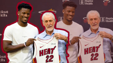 The Miami Heat Culture Pat Riley