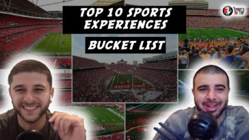 Top 10 Sports Experiences