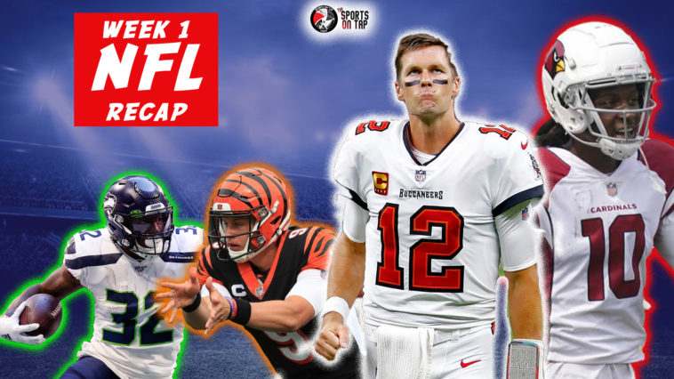 Week 1 NFL Recap