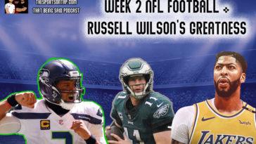 Week 2 NFL Recap