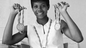 Wilma Rudolph Fastest Woman