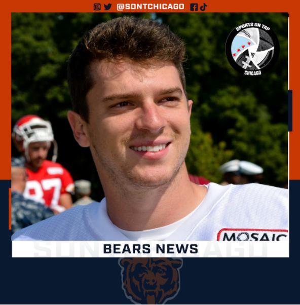 Chicago Bears Cairo Santos