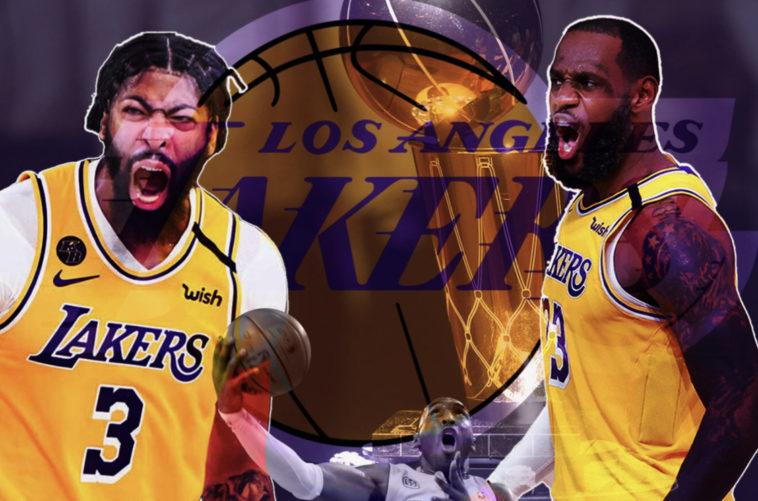 2020 NBA Champions