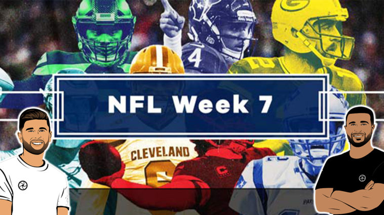 NFL WEEK 7 Highlights