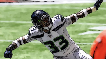 Seahawks Defense Jamal Adams