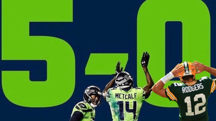 Seahawks Undefeated NFC