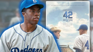 chadwick boseman 42 movie