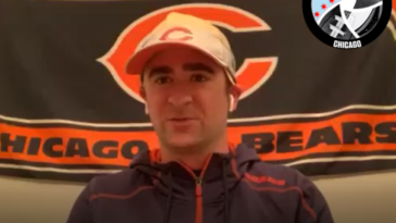 Matt Nagy Impression