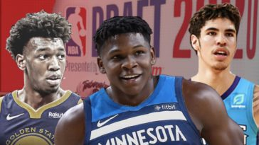 2020 NBA Draft Top 3