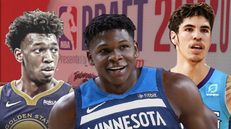 2020 NBA Draft Top 3