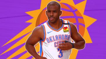 Chris Paul Suns Trade