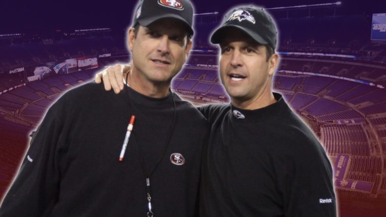 Harbaugh Brothers Matchup