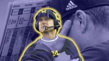 Jim Harbaugh Hot Seat Michigan