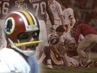Joe Theismann Leg Injury