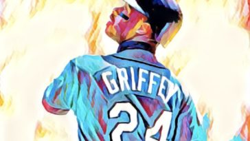 Ken Griffey Jr. Bday
