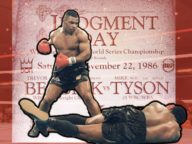 Mike Tyson First Title