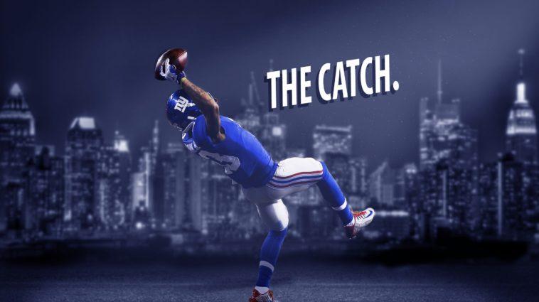 Odell Beckham Jr. the Catch