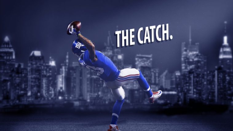 Odell Beckham Jr. the Catch