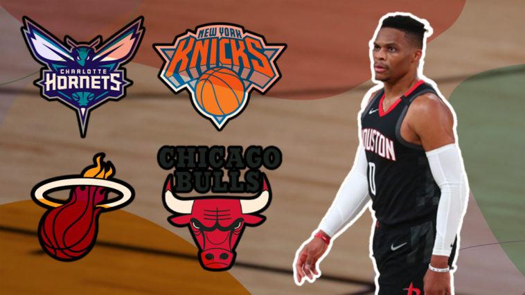 Russell Westbrook Trade Rumors
