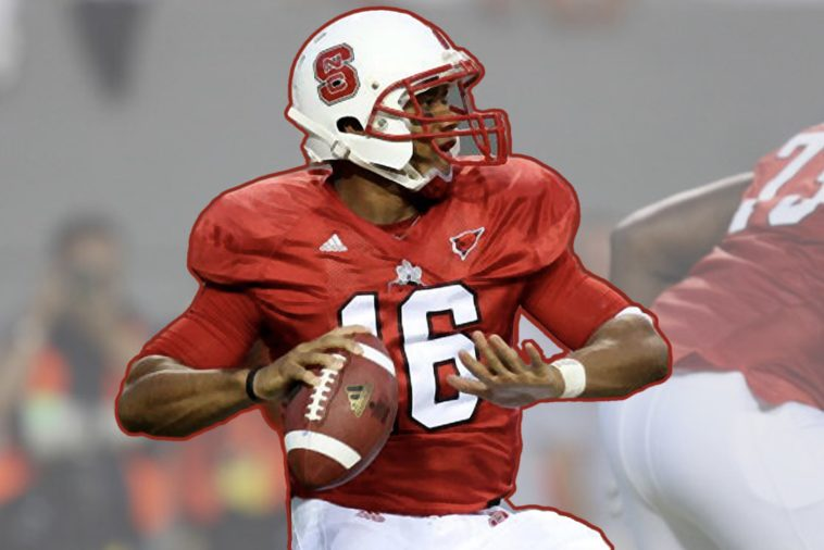 Russell Wilson NC State