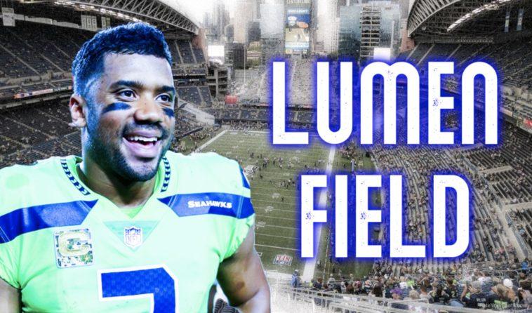Seahawks Lumen Field