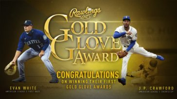 Seattle Mariners Gold Gloves