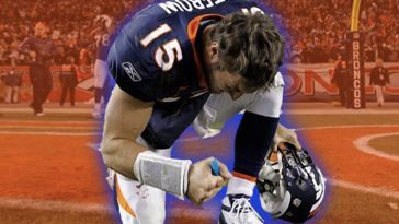 tim tebow broncos jets