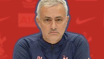 Jose Mourinho Bus