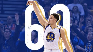 Klay Thompson 60