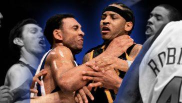 Knicks Nuggets Brawl