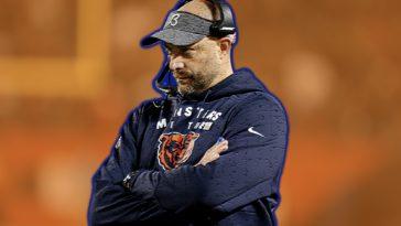 Matt Nagy Bears Coaching