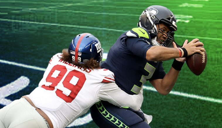 Seahawks Giants Week 13 Recap