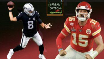 Spread Option NFL Week 15