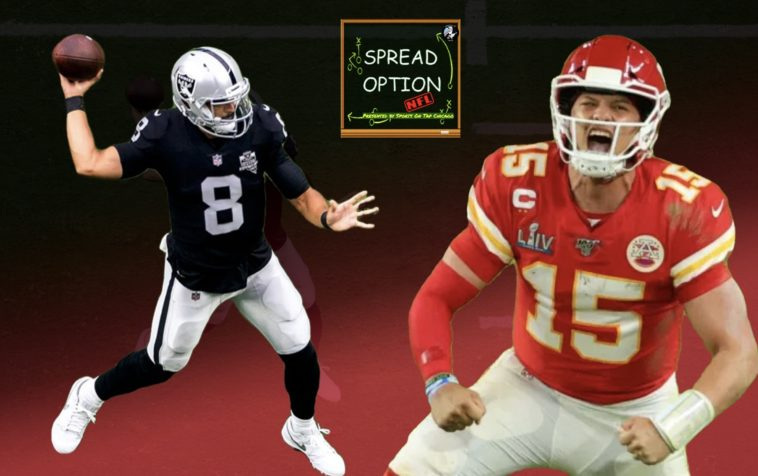 Spread Option NFL Week 15
