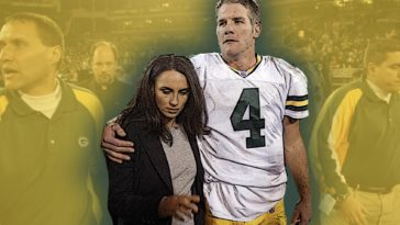brett favre dad game