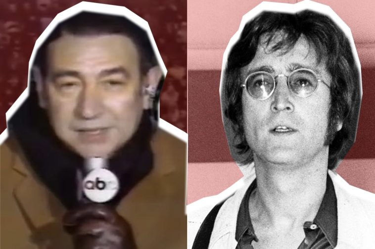 howard cosell john lennon